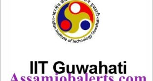 IIT Guwahati System Admin, Techinal Assistant, Office Assistant Recruitment