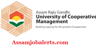 Assam Rajiv Gandhi University of Cooperative Management