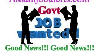 Get an Assam Govt. Job
