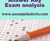 Assam forest Recruitment of Junior Assistant District & Directorate level Solved question paper Download