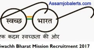Mission Directorate of Swachh Bharat Mission Recruitment