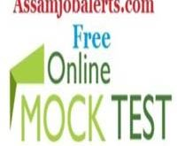 ONLINE MOCK TEST or MODEL PAPER OF CHEMISTRY PAPER FOR DTE ASSAM SCIENTIFIC ASSISTANT EXAM 2017, ONLINE MOCK TEST FOR DTE ASSAM