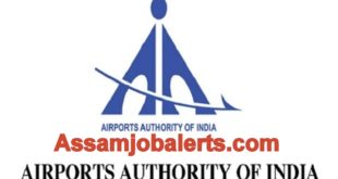 Junior Assistant Recruitment at Airports Authority of India(AAI)