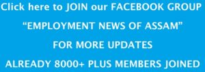 Employment News of Assam FACEBOOK GROUP