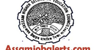 ASSAM HIGHER SECONDARY EDUCATION COUNCIL RECRUITMENT OF JUNIOR ASSISTANT (Technical)