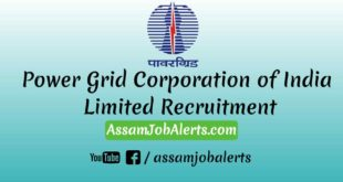 Power Grid Corporation of India Limited Recruitment