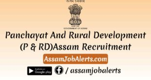 PNRD Recruitment For Assistant Programme Officer