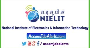 Announcement for submission of Online Examination Application Forms (OEAF) for O,A,B,C level examinations Level Examinations of NIELIT to be held in July 2018