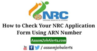 How to Check Your NRC Application Form Using ARN Number