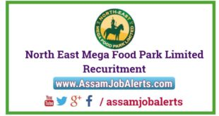 North East Mega Food Park Limited Recuritment 2018 for Company Secretary Post