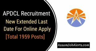 APDCLAPGCLAEGCL Recruitment 2018 For Sahayak, AAO, Field Assistant, Driver and Mali with New Extended Last Date For Online Apply