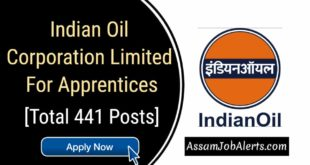 IOCL Recruitment 2018 For Apprentices