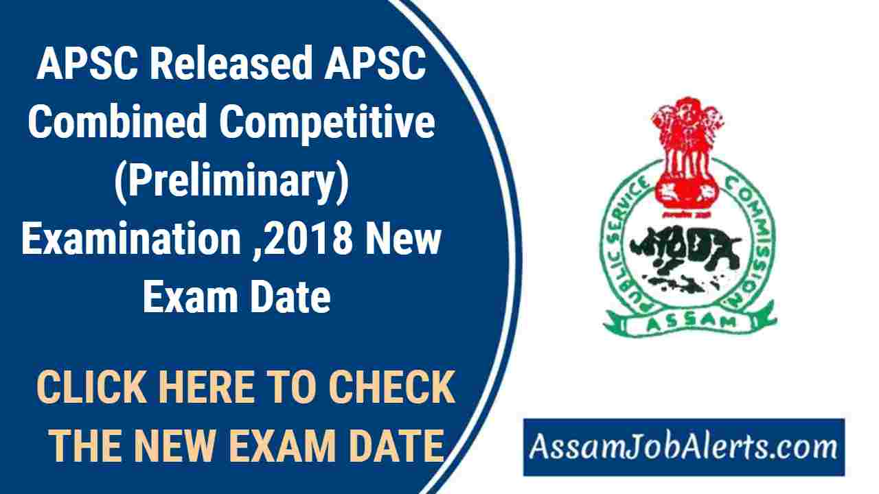 Apsc Released Apsc Combined Competitive Preliminary