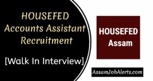 HOUSEFED Accounts Assistant RecruitmentHOUSEFED Accounts Assistant Recruitment