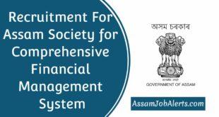 Assam Govt. Recruitment 2019